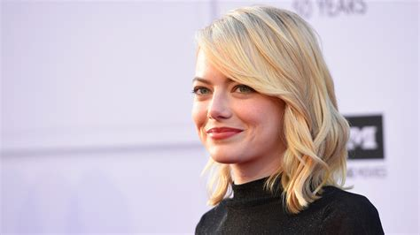 emma stone yearly income emma stone says her male co stars took salary cuts so she