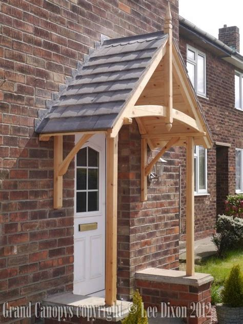 Porch Canopy Timber Door Canopy Timber Door Porch