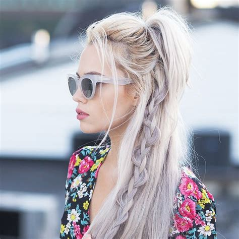 Boho Chic Hairstyles by 20 Pretty Boho Hairstyles Ideas With Pictures