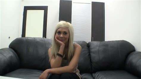 cute blonde casting couch backroom casting com