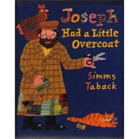 Themes Of The Story Overcoat   joseph had a little overcoat by simms taback children s