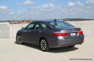 2014 honda accord hybrid exterior 007 the about cars