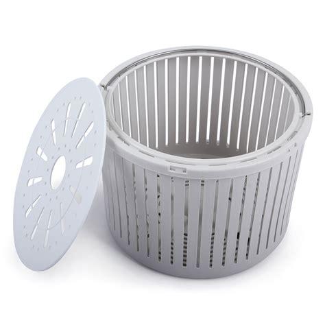 Basket Machine portable spin cycle washing machine w basket