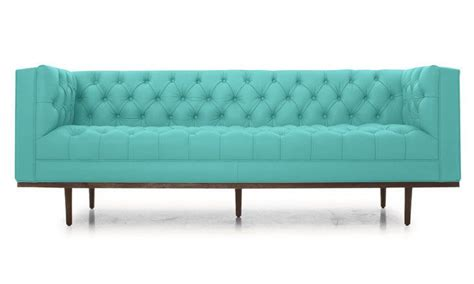Turquoise Leather Sectional Sofa 17 Best Images About Totally Turquoise On Pinterest Turquoise Chain And Leather