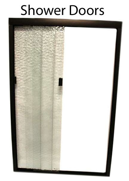 rv shower door parts rv doors windows tanks shower pans and more rv windows