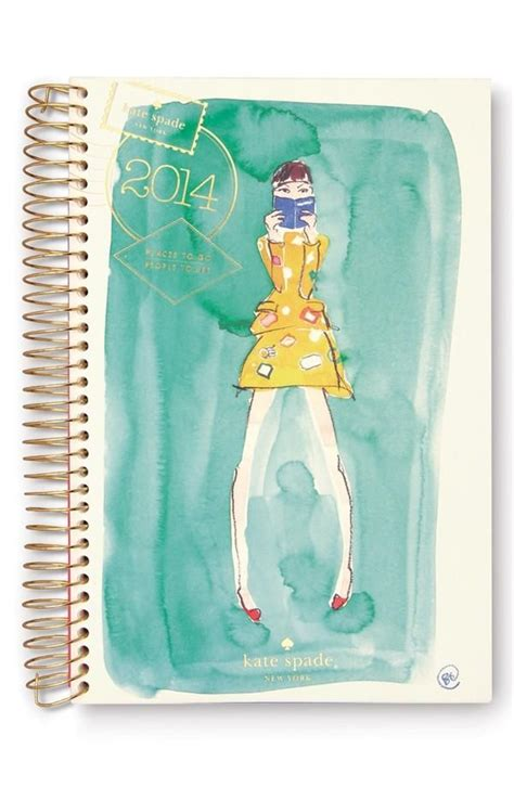 kate spade desk calendar be organized in style kate spade desk calendar