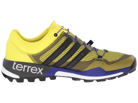 Sepatu Adidas Terrex Boost Raflikasepatusportsepaturunningsepatuola 4 adidas terrex boost in yellow for bright yellow black flash lyst