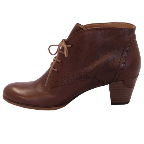 lace up boot gabor boots jayse womens lace up ankle boot in mozimo