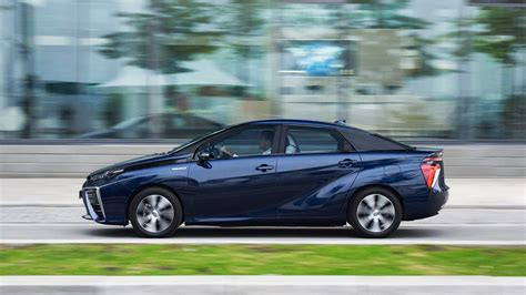Toyota Facts Toyota Mirai The Facts Toyota Uk