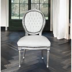 chaises de style louis xvi