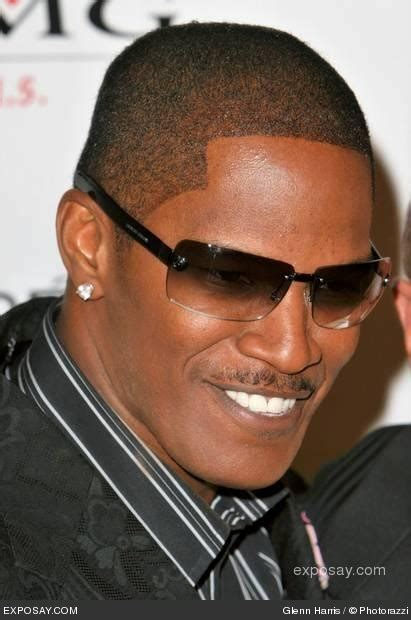 receding hairline african american wtf so jamie foxx fixed his receding hairline o ign boards
