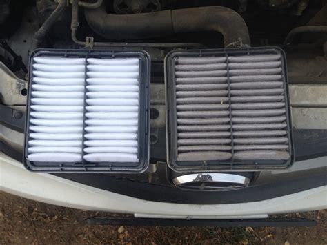 Auto Luftfilter by How To Clean Your Car S Air Filter Autos Craze Autos
