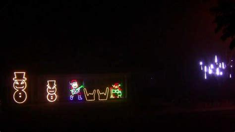 metallica christmas lights youtube