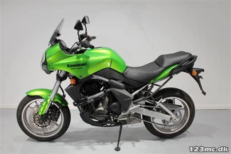 Kawasaki Versys 2013 brugt kawasaki kle 650 versys 2013 til salg 123mc