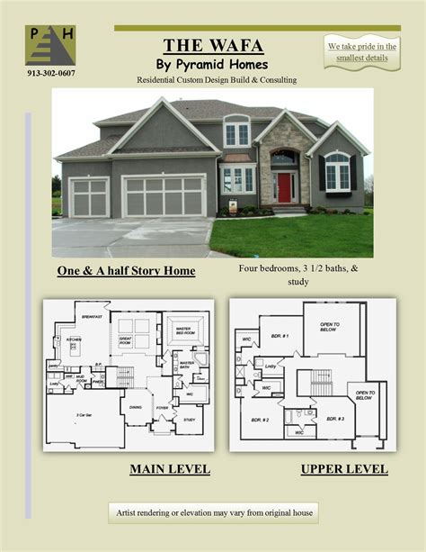 other plans pyramid homes llc