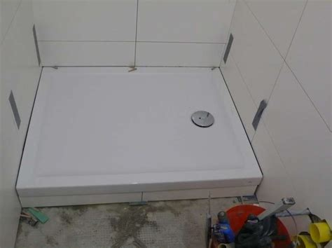 bau de forum sanit 228 r bad dusche wc 12098 detail - Duschtasse Fliesen
