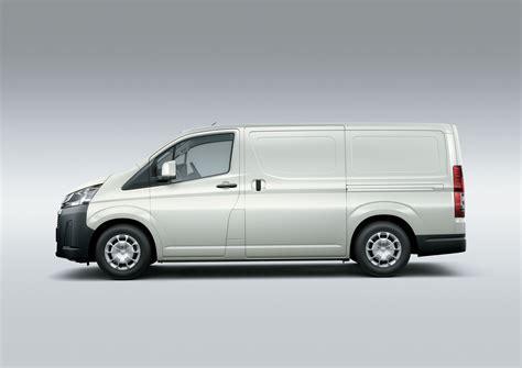 Toyota Hiace 2020 Japan 2020 toyota hiace officially revealed