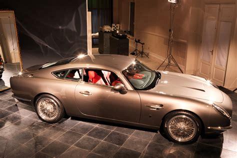 Brown S Jaguar David Brown S Speedback Blends Modern Jaguar Hardware With