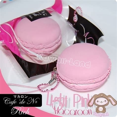 Miss Egg Squishy Original cafe de n squishy macaroon charms