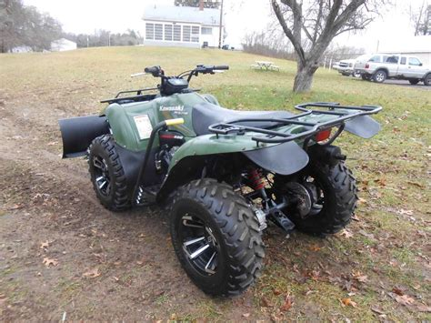 1999 Kawasaki Prairie 400 by Used 1999 Kawasaki Prairie 400 4x4 Atvs Are Priced At