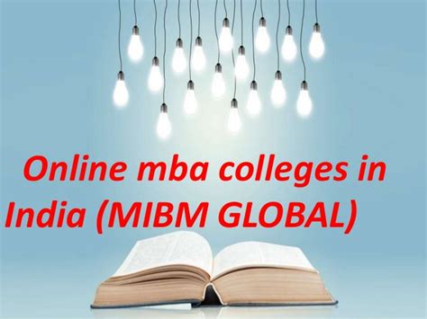 Best Global Mba Programs In India by Make A Career In The Top Mba Programs In India
