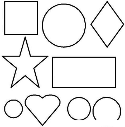 imagenes figuras geometricas para colorear dibujo de figuras geometricas para pintar y colorear