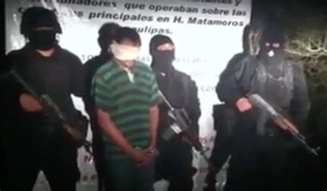 gulf cartel graphic video gulf cartel tortures executes gang near
