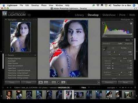 lightroom youtube tutorial italiano corso lightroom 1 0 il pannello histogram tutorial