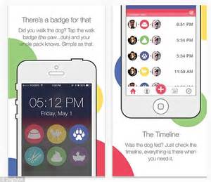 dogs app dogsync app keeps track of your s meals and even when he goes to the toilet