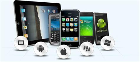 mobile phone application development mobile ecommerce