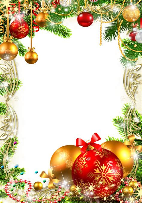 christmas transparent images christmas frame transparent