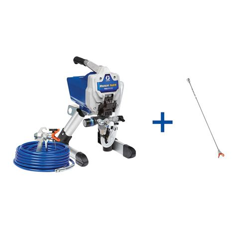 home depot airless paint sprayer reviews graco prox19 stand airless paint sprayer with 20 in tip