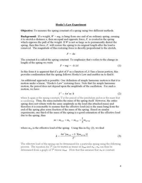 Physics Lab Template sle physics lab report free
