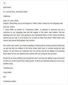 New Customer Template by Welcome Letter 9 Free Doc