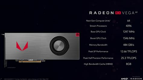 Radeon Rx 56 amd radeon rx 64 and rx 56 official details