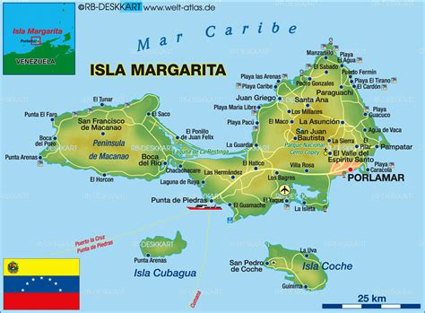 Colombia Address Lookup Map Of Margarita Map In The Atlas Of The