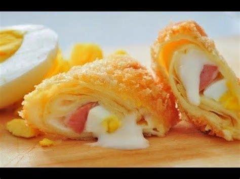 resep risoles mayo sosis youtube food snacks