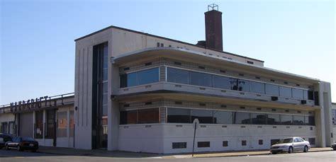 Handcraft Services - virginia deco streamline moderne buildings
