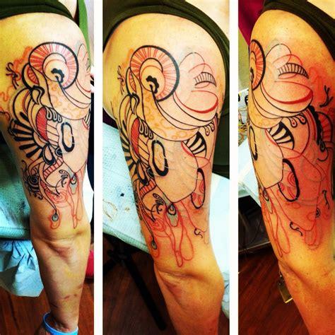 tattoo meaning progress on progress arm tattoo design fro men tattoomagz