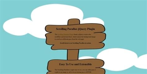 parallax website tutorial jquery 20 best jquery parallax scrolling tutorials