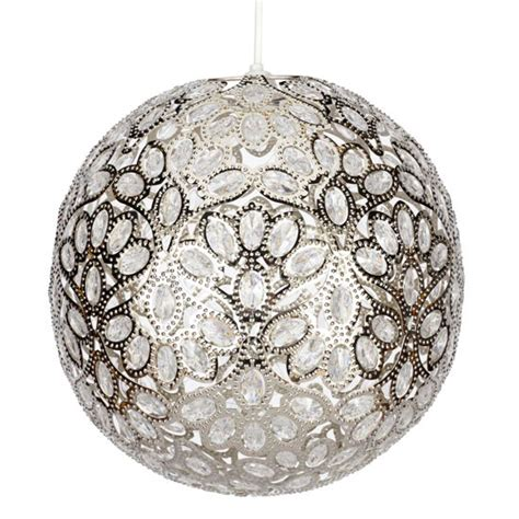nickel ceiling light from next ceiling