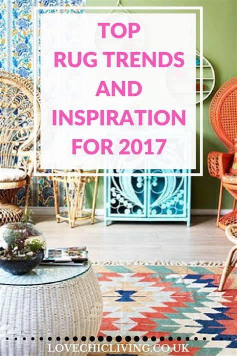 rug trends 2017 100 home decor trends for 2017 home decor and