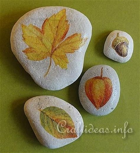 Decoupage With Leaves - find a paper napkin with fall leaves or other fall motifs