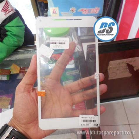 Tablet Advan Warna Putih jual touchscreen advan barca tab t1x plus warna putih