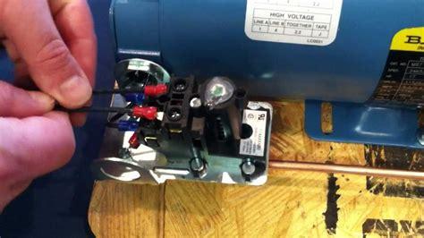 air compressor 230v 1 phase wiring diagram air compressor