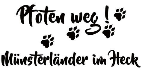 Aufkleber Drucken M Nster by 4pfotenshop Hundewarnschilder Und Kratzfeste