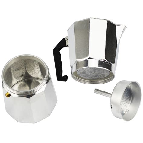 Moka Pot Alumunium 9 Cup Berkualitas cup coffee picture more detailed picture about atwfs