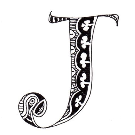 tattoo letter j design 1000 ideas about initial tattoos on tattoos