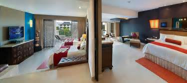 which hotels have 2 bedroom suites rooms and suites in punta cana hard rock hotel punta cana