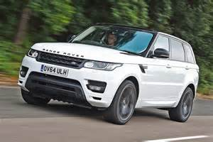 new 7 seater car range rover sport auto express